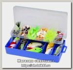 Коробка Flambeau 6120TT Tray tainer рыболовная пластик