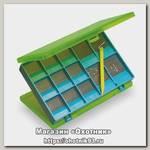 Коробка Stonfo Doppio magnete магнитная 2-стор120х80х19мм 31 отделений