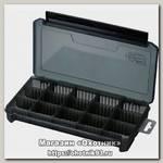 Коробка Versus Pontoon21 для приманок 232x122x32 черная