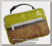Косметичка Deuter Wash Bag Lite moss