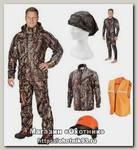 Костюм JahtiJakt Rosto Premium HW куртка, термобелье и жилет