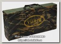 Коврик Юрим складной камуфляж ткань 1800*600*10мм