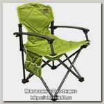 Кресло Camping World Dreamer chair до 140 кг карманы green