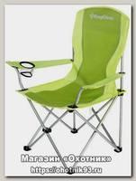 Кресло King Camp Arms Chair складное сталь 84х50х93 зеленый