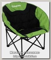 Кресло King Camp Moon leisure chair складное 84х70х80см зеленый