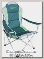 Кресло Savarra каркас сталь зеленый 65*62*47/110 см