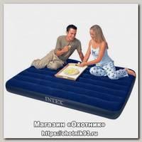 Кровать надувная Intex Royal без насоса 137х191х22см