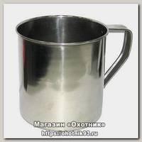 Кружка 555 11 см нержавеющая сталь
