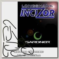 Крючки Gardner Longshank incizor barbed №6