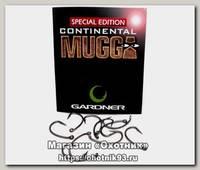 Крючки Gardner Mugga barbed №10