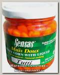 Кукуруза Sensas Soft sweetcorn tutti frutti 0,212л стекло