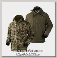 Куртка Harkila Grit reversible optifade/hunting green