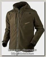 Куртка Harkila Norse green/shadow brown