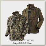 Куртка Harkila Q fleece optifade camo