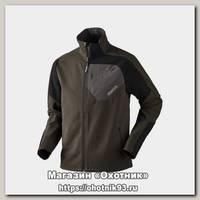 Куртка Harkila Thor fleece shadow brown/black