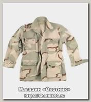 Куртка Mil-tec US BDU DES R/S полевая