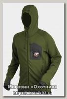 Куртка Scierra Breeze zip fleece cactus green