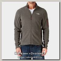 Куртка The North Face M 100 Aurora Graphite Heather grey/black