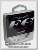 Леска Daiwa Tournament fluorocarbon 50м 0,41мм