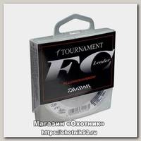 Леска Daiwa Tournament fluorocarbon FC Leader 30m 0.50мм