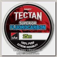 Леска DAM Tectan Superior FC 25м 0,25мм 4,6кг 10,1lb