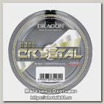 Леска Dragon Nano Crystal прозрачная 135м 0.25мм 7.60кг