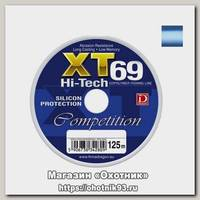 Леска Dragon XT69 Hi-Tech competition 125м 0.25мм 7.60кг