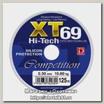 Леска Dragon XT69 Hi-Tech competition 125м 0.30мм 10.60кг