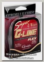 Леска Gamakatsu G-Line Flex 150m d-0.18