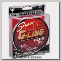 Леска Gamakatsu G-Line Flex 150m d-0.24