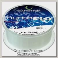 Леска Gardner Hydro-flo clear 300м 10lb 0,28мм