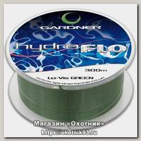 Леска Gardner Hydro-flo green 300м 10lb 0,28мм