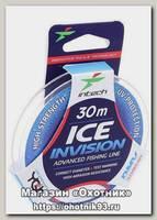 Леска Intech FC Shock Invision 30м 0.10мм 0.92кг
