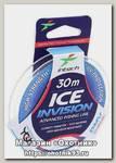 Леска Intech FC Shock Invision 30м 0.12мм 1,27кг