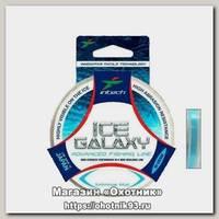 Леска Intech Galaxy 30м 0.148мм 1.55кг голубой