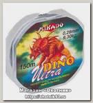 Леска Mikado Dino ultra 150м 0,16мм