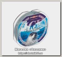 Леска Mikado Fine line ice 30м 0,10мм