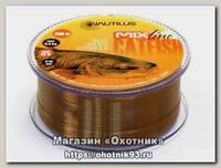 Леска Nautilus Catfish brown 200м 0.45мм 11.4кг
