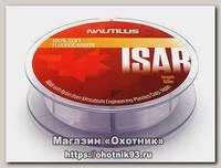 Леска Nautilus Isar fluorocarbon clear 50м 0.12мм 1.4кг