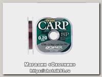 Леска Owner Broad carp special 100м 0,20мм