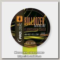 Леска Prologic Bulldozer FC coated mono 1000м 12lbs 0.31мм fluo yellow