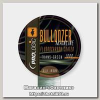 Леска Prologic Bulldozer FC coated mono trans 1000м 10lbs 0.28мм green