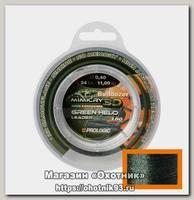Леска Prologic Mimicry helo leader 100м 24lbs 11,0кг 0,40мм green