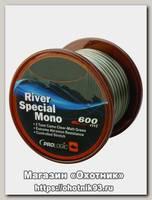 Леска Prologic River special mono 600м 20lbs 9,6кг 0,35мм сamo