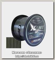 Леска Prologic XLNT HP 1000м 20lbs 9,8кг 0,38мм green