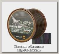 Леска Prologic XLNT HP 1000м 24lbs 11.0кг 0.40мм сamo