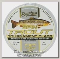 Леска Rapture Spin Trout 150м 0,165мм