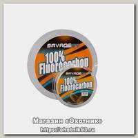 Леска Savage Gear Soft Fluoro Carbon 0.49мм 35м 33.5lb 15.2кг