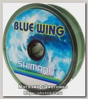 Леска Shimano Blue Wing Line 100мм 0,50