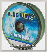 Леска Shimano Blue Wing Line 500м 0,14мм